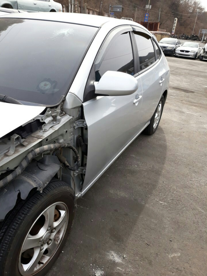 [Damaged Car] Hyundai Elantra 2007 Year model G4FC